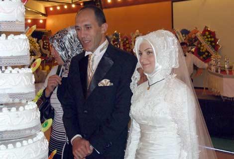 Emin Zurnacı Oğlunu Evlendirdi