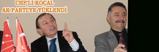 Vekil,  AK Partiye Yüklendi