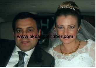 Bir haftalık evli çift kaza kurbanı