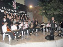 Orta Mahallede TSM Konseri