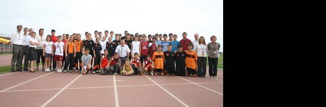 Atletizm Yarışmaları Söğütlüde Yapıldı