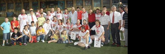 Futbol Sevdalıları Turnuvası