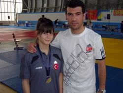 Akçaabatlı Genç Sporcumuz Balkan Şampiyonu