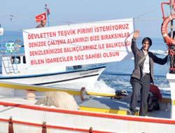 Balıkçılar İsyanı Sürüyor