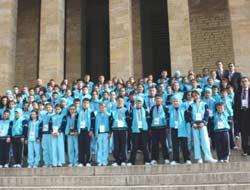 Öğrenciler Başkenti Tanıma Fırsatı Buldu