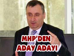 Halil Memiş MHPden Aday