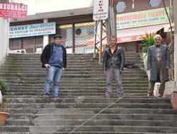 Merdivene Bakım Şart