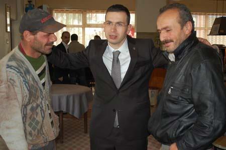 AK Partili Adaylar Çalışıyor