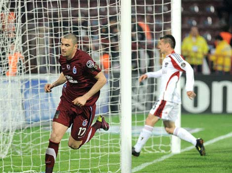 Trabzonspor 3-0 G.Antep
