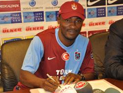 Zokora Resmen Trabzonsporda