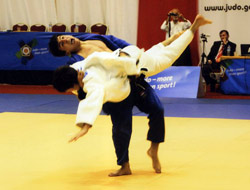 Avrupa Judo Şampiyonası