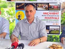 Türkmenden Festivale Davet