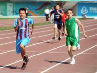 Atletizm Şampiyonası Başladı