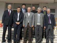 Şener Sebatsporu Ziyaret etti.