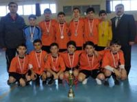 Futsal İl  Şampiyonu Oldular