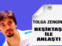 Tolga'nın yeni Takımı Beşiktaş