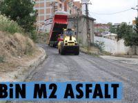 Akçaabat Belediyesi'nden Asfalt Hamlesi