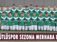 Söğütlü Belediyespor  sezon açılışını gerçekleştirdi.