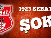 1923 Sebatspor Doğmadan tarih oldu.