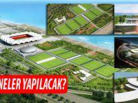 Akyazı Spor Kompleksinde neler yapılacak?spor