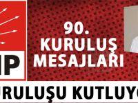 CHP Akçaabat İlçe Başkanı Nadir'den Kuruluş Açıklaması