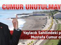 Mustafa Cumur İsmi yaşatılacak