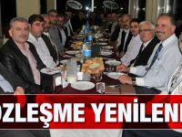 Sağlık-İş Sendikası Trabzon Şubesi İşçilerle Sözleşme Yeniledi