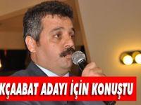 CHP İl Başkanı Yavuz Karan Akçaabat Adayı İle İlgili Ne Dedi?