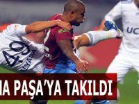 Trabzonspor 3-2'lik skorla Kasımpaşa'ya mağlup oldu.