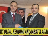 Akçaabat Belediye Başkanı Şefik Türkmen, Başkanlık için yeniden aday adayı oldu
