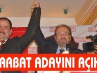 BTP Akçaabat belediye Başkan Adayını Açıkladı.