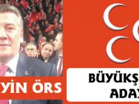 MHP Trabzon Büyükşehir Adayını açıkladı.