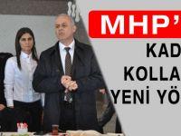 MHP'de kadın Kollarına yeni Yönetim