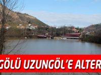 Akçaabat Sera Gölü Uzungöl'e Alternatif