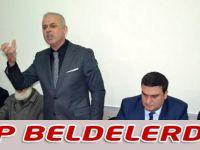 MHP Beldelerde Seçim Çalışması Yaptı