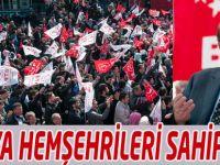 BTP Akçaabat'ta Gövde Gösterisi Yaptı