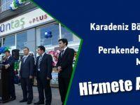 Karadeniz Bölgesi'nin en büyük hırdavat Satış Mağazası yapılan görkemli bir törenle hizmete açıldı.