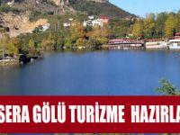 Sera Gölü Turizme Hazırlanıyor