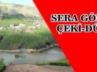 Sera Gölü'ne alınan 6 işçi ile temizlik sorunu  hallediliyor.