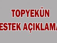 Erdoğan'a Akçaabat'ta Toplu Destek