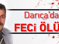 Darıca'da Feci Ölüm