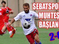 Sebatspor'dan Muhteşem Başlangıç
