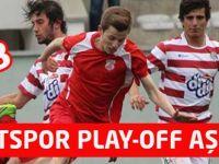 Sebatspor 'un  Play-Off Aşkı