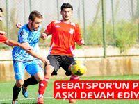 Akçaabat Sebatspor'un Play-Off Aşkı Devam Ediyor