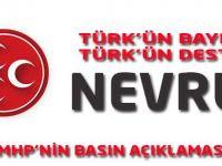 Türk'ün Bayramı, Türkün Destanı Nevruz