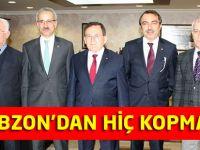 Trabzon'dan Hiç Kopmadım