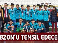 Trabzon'u Bölgede Temsil Edecekler
