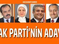 AK Parti  Aday Listesi