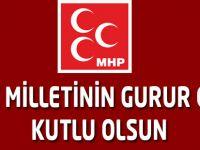Türk Milletinin Gurur Günü