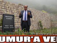 Öztürk'ten Mustafa Cumur'a vefa